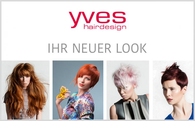 Yves Hairdesign in Mönchengladbach